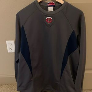 MN TWINS PULLOVER